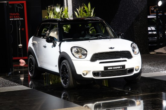 MINI Countryman Geneva
