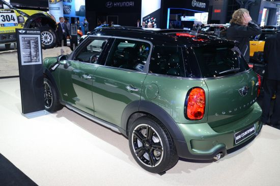 MINI Countryman New York