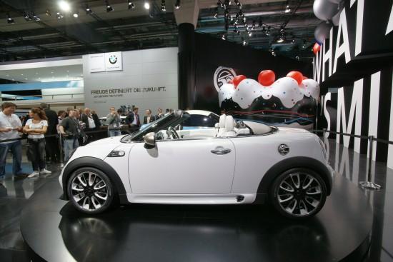 MINI Coupe Concept Frankfurt