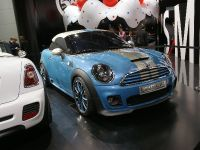 MINI Coupe Concept Frankfurt 2011
