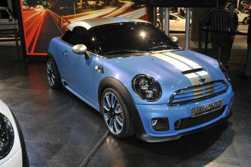 MINI Coupe Concept Los Angeles (2009) - picture 1 of 2