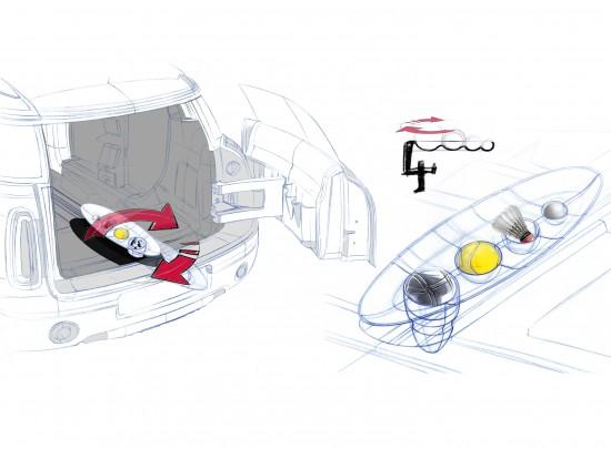 MINI Crossover Concept