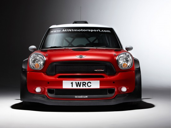 MINI John Coooper Works S2000