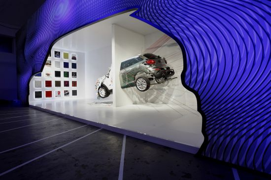 MINI KAPOOOW Installation At The Salone del Mobile