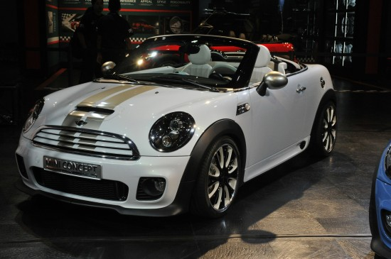 MINI Roadster Concept Los Angeles