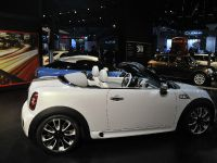 thumbnail image of MINI Roadster Concept Los Angeles 2009