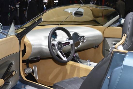 MINI Superleggera Vision concept Detroit