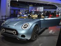 thumbnail image of MINI Superleggera Vision concept Detroit 2015