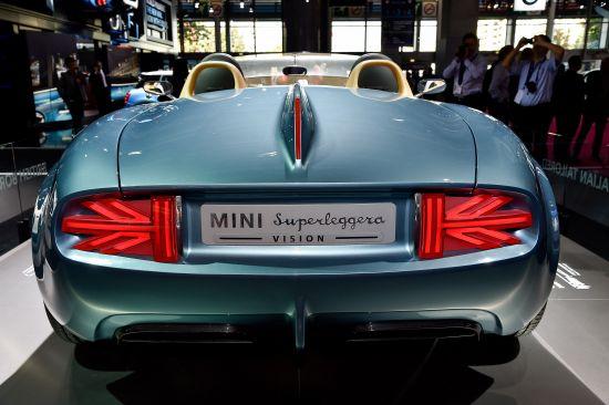 Mini Superleggera Vision Paris