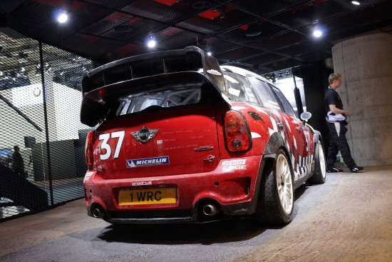 MINI WRC Frankfurt