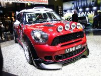 MINI WRC Paris 2010, 1 of 4
