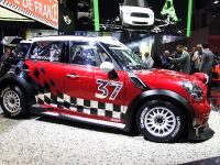 MINI WRC Paris 2010, 3 of 4