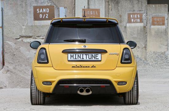 Minitune Mini Cooper S R56