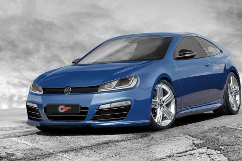"""Миранда-Медиа \"""" оказывает свои собственные концепции VW Corrado"""