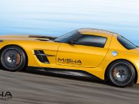 Misha Designs Mercedes-Benz SLS AMG, 2 of 4