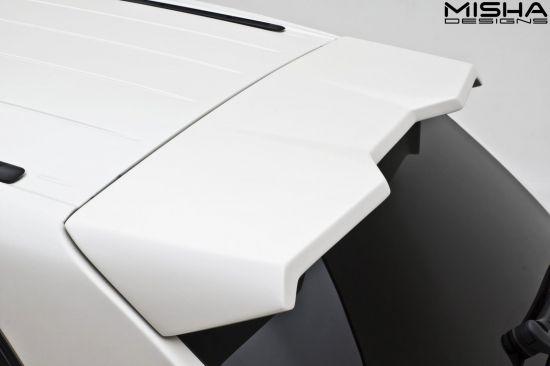 Misha Designs Porsche Cayenne II Wide-body