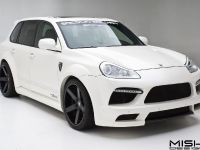 Misha Designs Porsche Cayenne II Wide-body, 1 of 11