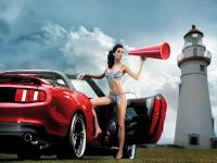 MISS TUNING Calendar 2011, 3 of 13