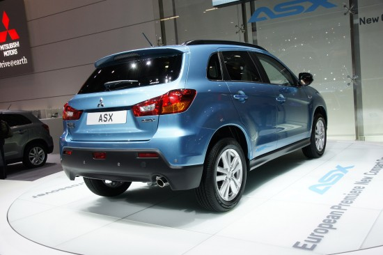 Mitsubishi ASX Geneva