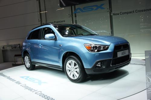 Mitsubishi ASX Geneva (2010) - picture 1 of 2