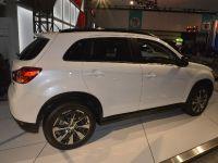 thumbnail image of Mitsubishi ASX interior Los Angeles 2012