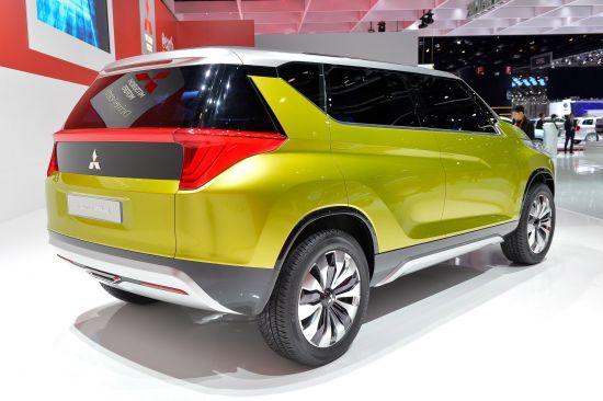 Mitsubishi Concept AR Geneva
