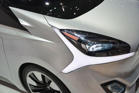 Mitsubishi Concept CA-MiEV Geneva