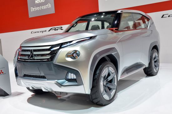Mitsubishi Concept GC-PHEV Geneva