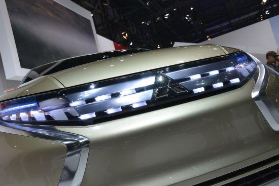 Mitsubishi Concept GR-HEV Geneva