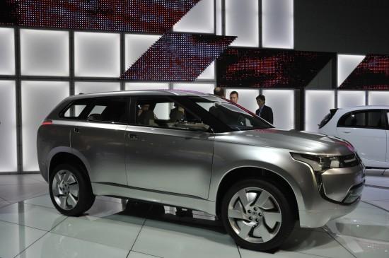 Mitsubishi Concept PX-MiEV Los Angeles