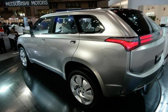 Mitsubishi Concept PX-MiEV Tokyo