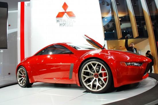 Mitsubishi Concept-RA Detroit