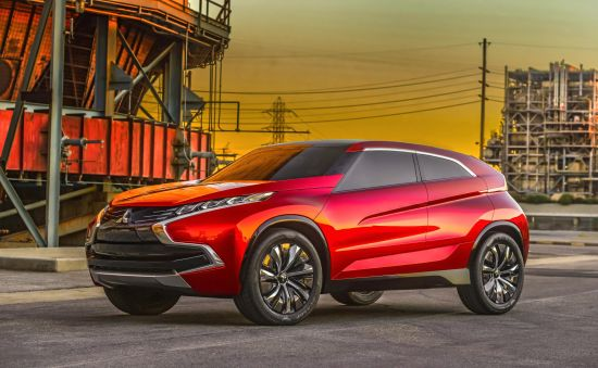 Mitsubishi Concept XR-PHEV Crossover