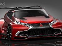 Mitsubishi Concept XR-PHEV Evolution Vision Gran Turismo, 2 of 13