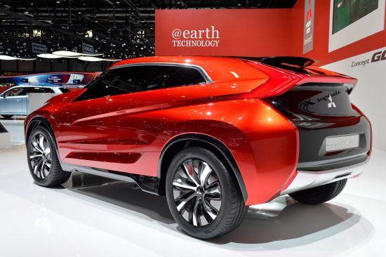 Mitsubishi Concept XR-PHEV Geneva