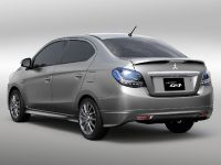 Mitsubishi G4 Compact Sedan Concept, 2 of 3