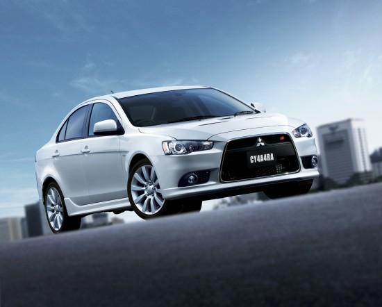 Mitsubishi Galant Fortis Ralliart