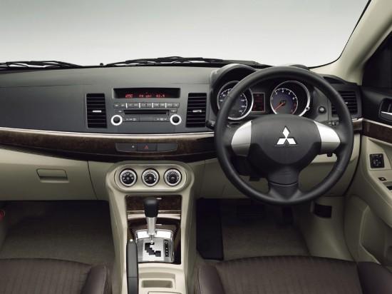 Mitsubishi Galant Fortis