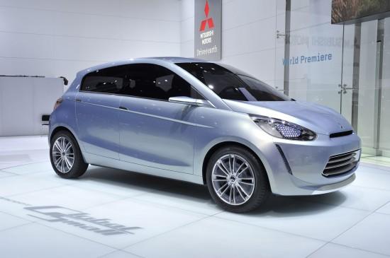 Mitsubishi Global Small concept Geneva