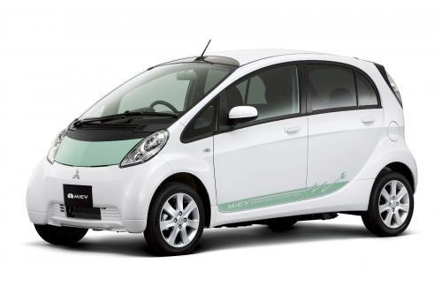 Mitsubishi принести нового поколения i-MiEV на рынок