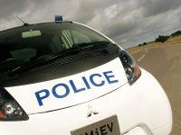 Mitsubishi i-MiEV UK Police car, 2 of 4