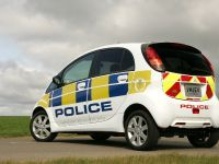 Mitsubishi i-MiEV UK Police car, 3 of 4