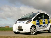 thumbnail image of Mitsubishi i-MiEV UK Police car