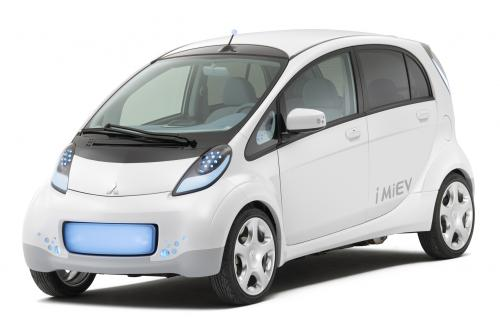 Mitsubishi International Miev [фотографии]