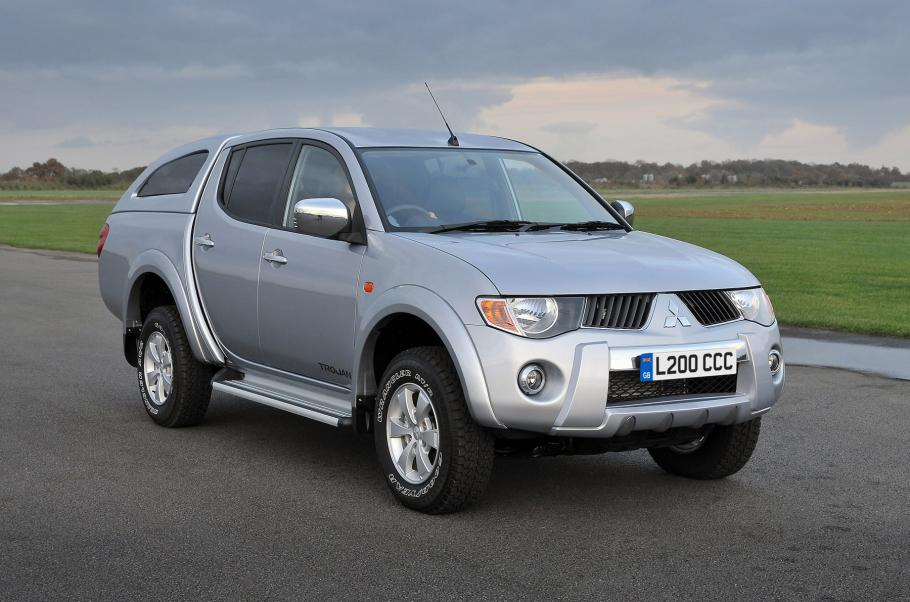 Mitsubishi L200 Facelift Html Autos Post
