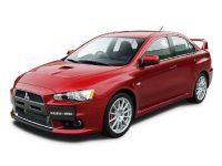 Mitsubishi Lancer Evolution X, 1 of 5