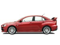 Mitsubishi Lancer Evolution X, 2 of 5