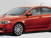 Mitsubishi Lancer Sportback Ralliart, 2 of 2