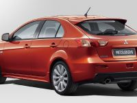 Mitsubishi Lancer Sportback Ralliart, 1 of 2