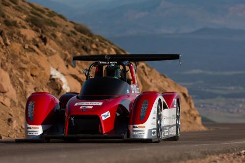 Mitsubishi MiEV Evolution II Pikes Peak International Hill Climb